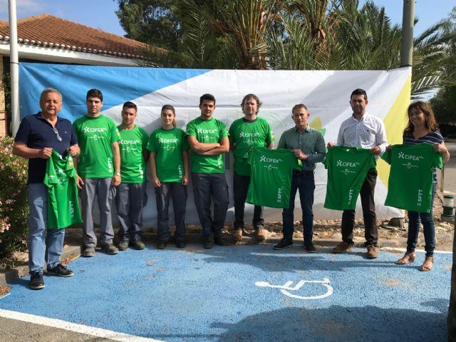 CIFEA Torre Pacheco representa a España en el Agrolympics Internacional - 1, Foto 1