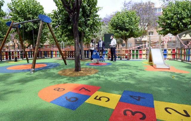 Puente Tocinos estrena una zona verde de 7.200 m2 en el corazón de la pedanía - 2, Foto 2