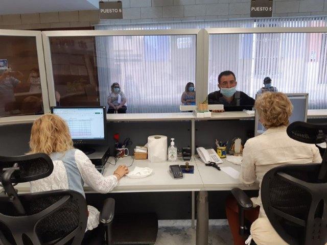 El SAC atiende durante la primera semana de servicio, tras la reapertura, a un total de 460 ciudadanos con cita previa - 2, Foto 2