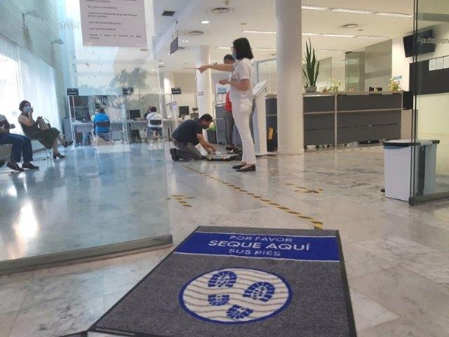 El SAC atiende durante la primera semana de servicio, tras la reapertura, a un total de 460 ciudadanos con cita previa - 3, Foto 3