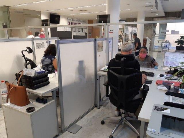 El SAC atiende durante la primera semana de servicio, tras la reapertura, a un total de 460 ciudadanos con cita previa - 5, Foto 5