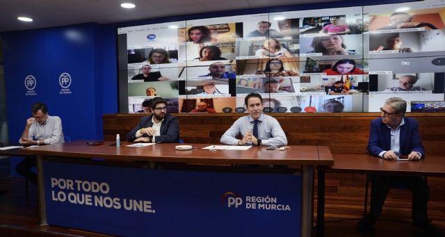García Egea: Sánchez debe atender ya el clamor de los ayuntamientos para utilizar el 100% del superávit - 1, Foto 1