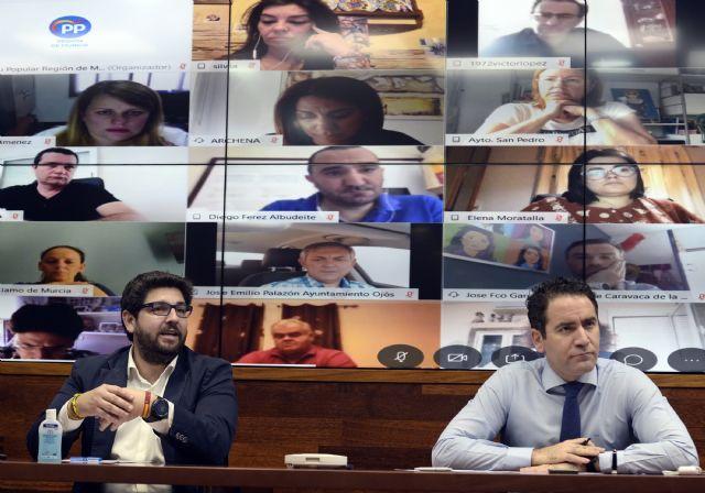 García Egea: Sánchez debe atender ya el clamor de los ayuntamientos para utilizar el 100% del superávit - 2, Foto 2