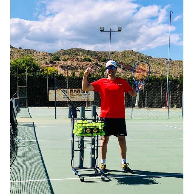 Medidas excepcionales adoptadas por el Club de Tenis Totana frente al Covid-19 - 2, Foto 2
