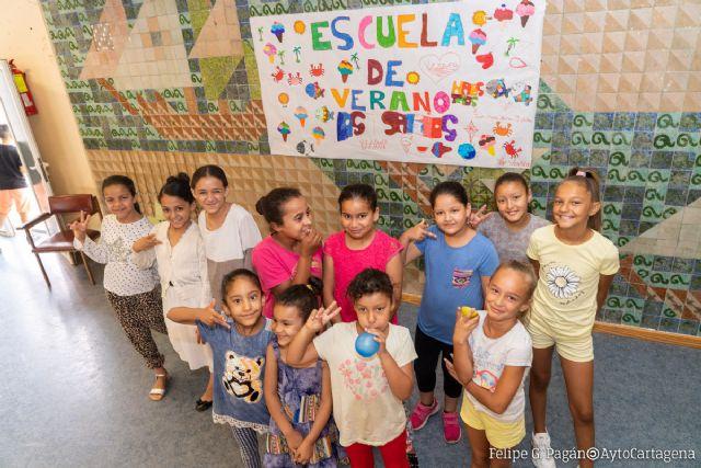 El Ayuntamiento de Cartagena cancela las escuelas de verano - 1, Foto 1