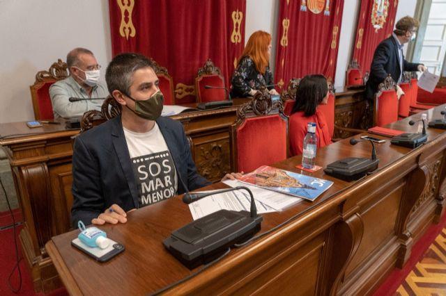 MC Cartagena reclama una reunión urgente del Consejo Asesor de Turismo - 1, Foto 1