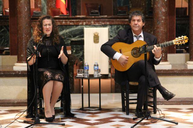 Madrid acoge la presentación del XXXVII Festival de cante flamenco de Lo Ferro - 1, Foto 1