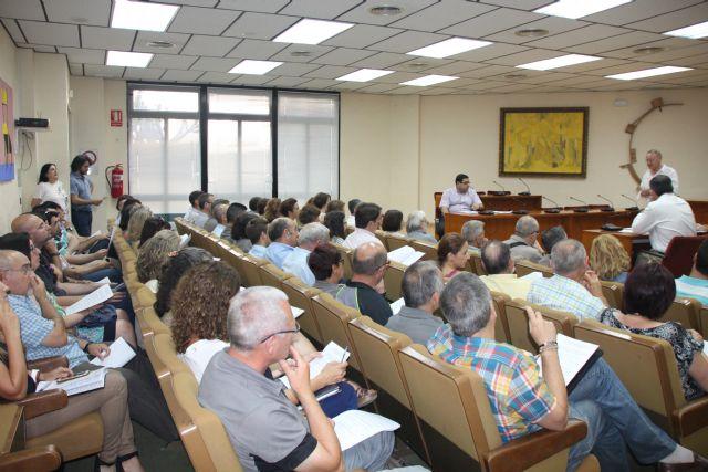 Los trabajadores públicos se forman ante la nueva Ley de Procedimiento Administrativo, Foto 3