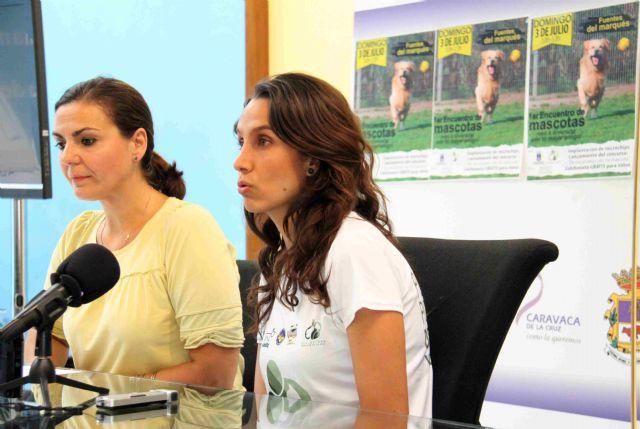 Caravaca celebra este domingo el 'I Encuentro de mascotas' en las Fuentes del Marqués - 2, Foto 2