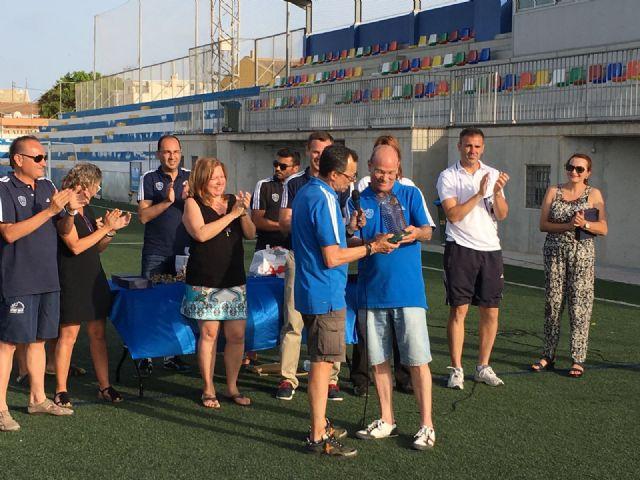La escuela de Fútbol Base Pinatar celebra una jornada de convivencia para cerrar temporada - 1, Foto 1