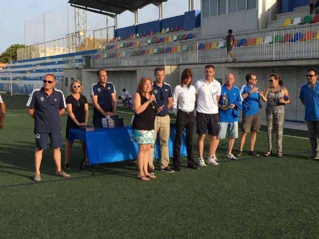La escuela de Fútbol Base Pinatar celebra una jornada de convivencia para cerrar temporada - 2, Foto 2