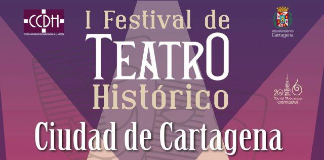 La serie teatral El Molinete mostrará este viernes la Cartagena de los años 30 en el Festival de Teatro Histórico - 2, Foto 2