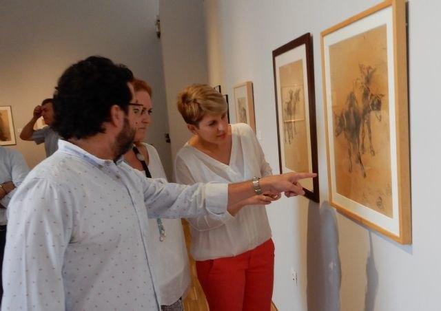 El Museo de Bellas Artes muestra una selección de sus fondos en la exposición ´Obras sobre papel. Colección Mubam´ - 1, Foto 1