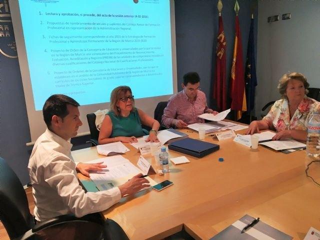 La Comunidad avanza en la Estrategia de formación profesional y amplía el reconocimiento de cualificaciones - 2, Foto 2