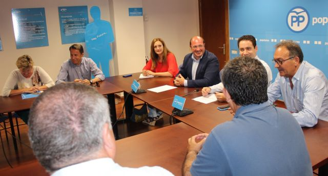 Teodoro García: La Región de Murcia necesita un gobierno ya en España para no perder ni un minuto - 3, Foto 3