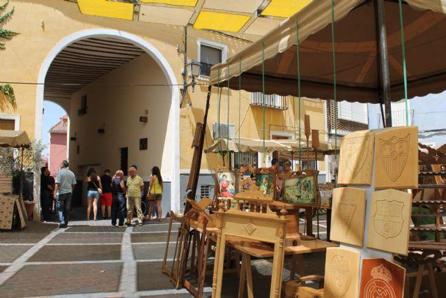 El Zacatín del próximo domingo muestra los trabajos de los expertos carpinteros - 1, Foto 1