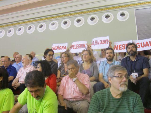 Ahora Murcia recuerda a Ballesta todos los proyectos incumplidos en este año de legislatura - 1, Foto 1