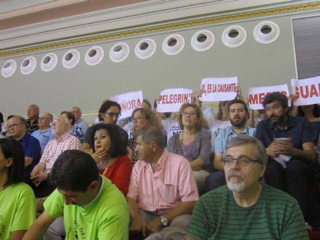 Ahora Murcia recuerda a Ballesta todos los proyectos incumplidos en este año de legislatura - 2, Foto 2