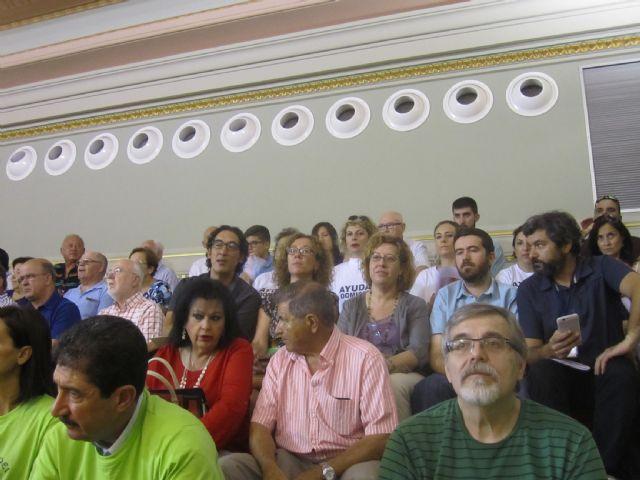 Ahora Murcia recuerda a Ballesta todos los proyectos incumplidos en este año de legislatura - 3, Foto 3