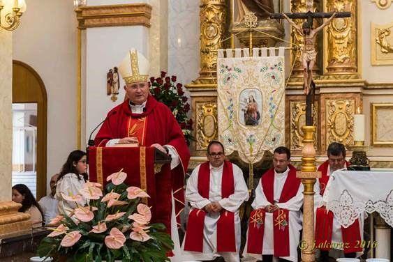 La Virgen de las Maravillas, alcaldesa perpetua de Los Martínez del Puerto - 1, Foto 1