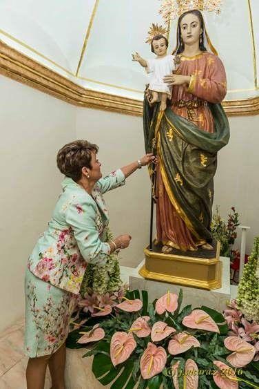 La Virgen de las Maravillas, alcaldesa perpetua de Los Martínez del Puerto - 3, Foto 3