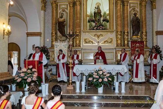 La Virgen de las Maravillas, alcaldesa perpetua de Los Martínez del Puerto - 4, Foto 4