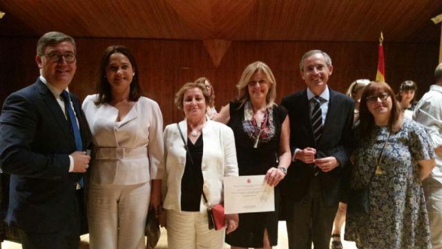 Cinco alumnos y un instituto de la Región reciben Premio Nacional de Educación - 1, Foto 1