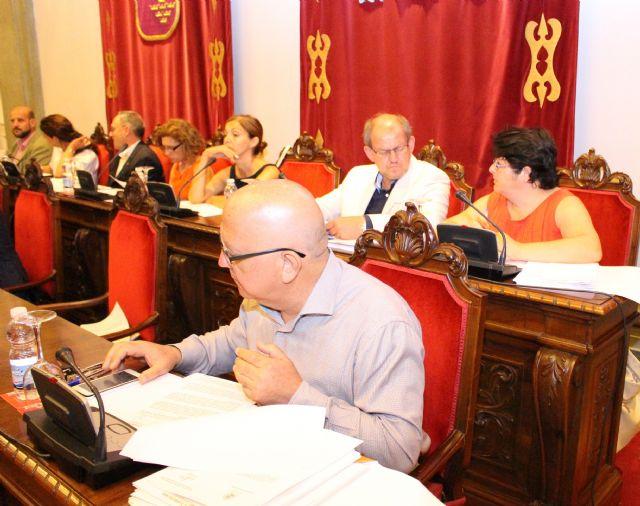 Ciudadanos Cartagena lamenta el rechazo del Pleno municipal a su moción para poner en valor las Canteras Romanas - 1, Foto 1