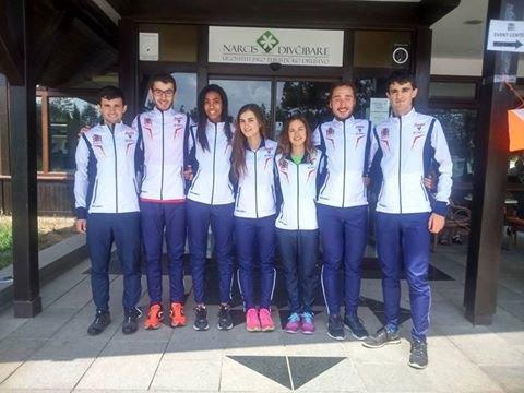 España 3ª en Mediterranean Championsips Orienteering 2016