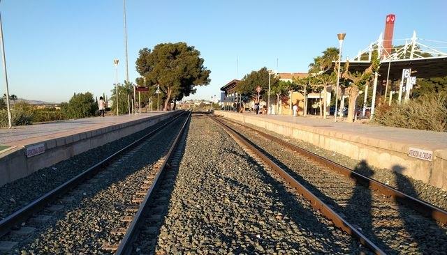 Renfe incrementa la oferta de trenes de Cercanías entre Murcia y Águilas durante el verano