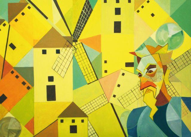 Albudeite se suma al Plan de Espacios Expositivos de Cultura con un homenaje a Cervantes - 1, Foto 1