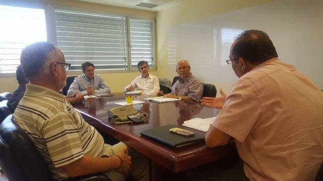 La Comunidad retoma las reuniones del Pacto Regional del Agua para tener
