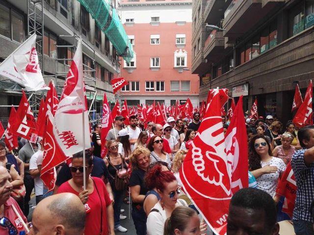El Partido Comunista felicita a los trabajadores del sector de las conservas vegetales por el éxito de su huelga - 1, Foto 1