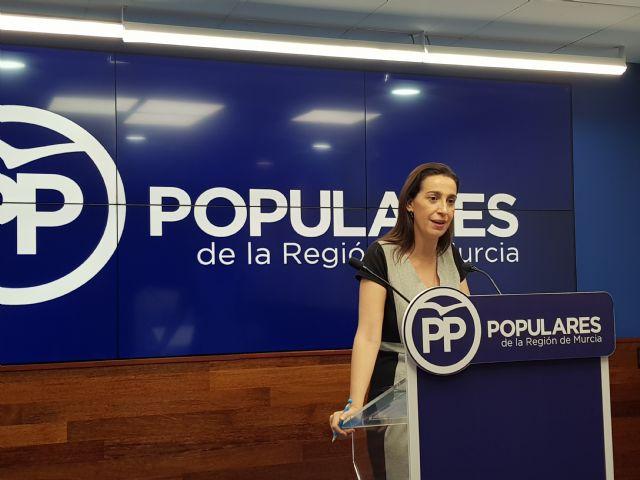 Nuria Fuentes: Diego Conesa paraliza la llegada del AVE - 1, Foto 1
