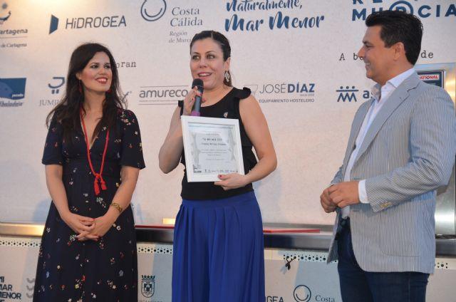 Virginia Martínez, directora de la Sinfónica regional, elegida como La Más Salá de las Jornadas Mi Mar Menor de Salazón - 1, Foto 1