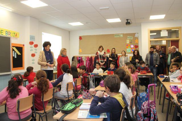 El Colegio Juan Antonio López Alcaraz recibirá la Medalla de Plata de la Ciudad de Puerto Lumbreras en el 40 aniversario de su fundación - 3, Foto 3