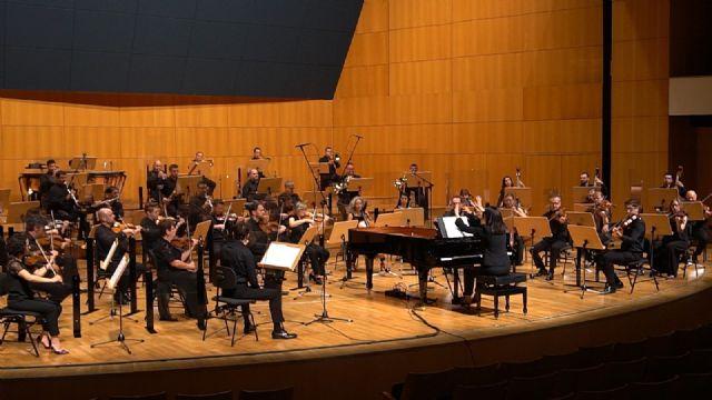 La Orquesta Sinfónica de la Región de Murcia ofrece un concierto de música de cine en una nueva emisión de MusicÖn - 1, Foto 1