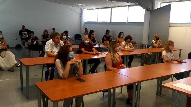Unos 25 comerciantes de Totana participan en la charla-taller Cómo vender online siendo un comercio local - 1, Foto 1