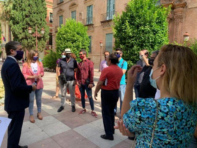 Casi un centenar de actividades culturales amenizarán la época estival en Murcia - 2, Foto 2