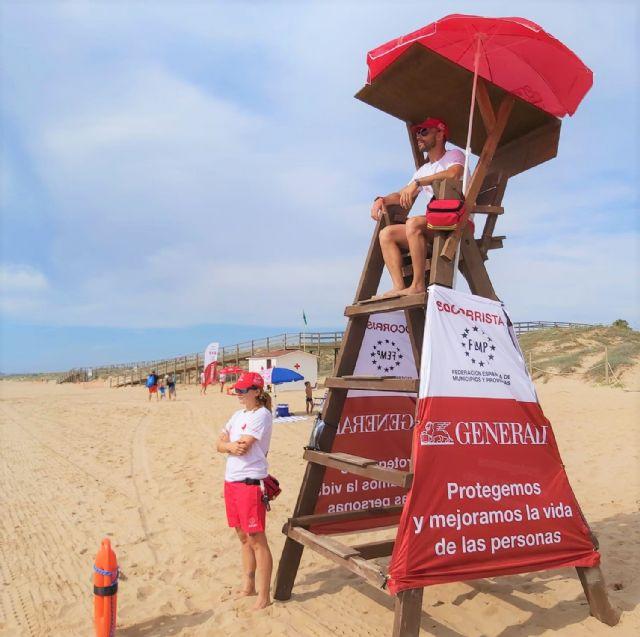 GENERALI asegura 320 playas del litoral español - 1, Foto 1
