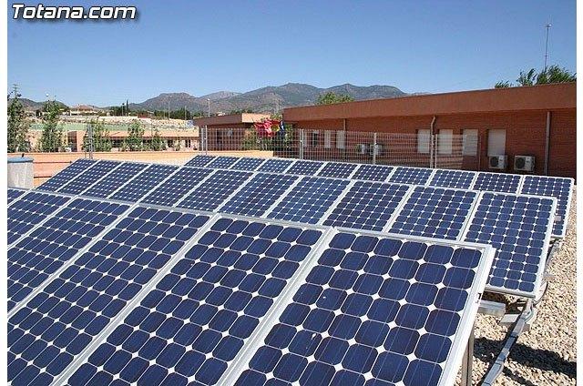 Un 21% de la población de Murcia tiene descuentos del IBI a las instalaciones de autoconsumo - 1, Foto 1