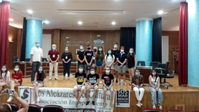 The Stars del instituto de educación secundaria de Dolores de Pacheco, en tercer lugar en el concurso Descubre tu comarca 2020 - 2, Foto 2