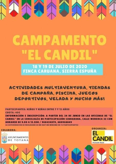 """Ofertan el Servicio de Conciliación """"Veranea con El Candil"""", con tres grupos de diez niños durante diferentes quincenas - 3, Foto 3"""