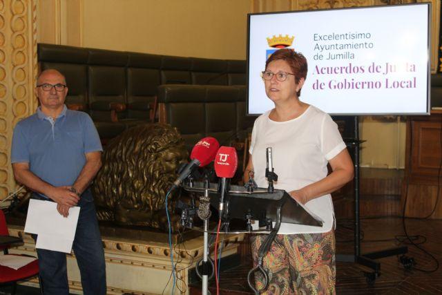 El Ayuntamiento adquiere la casa colindante al solar municipal donde se pretende ubicar el legado de Marín Padilla - 1, Foto 1