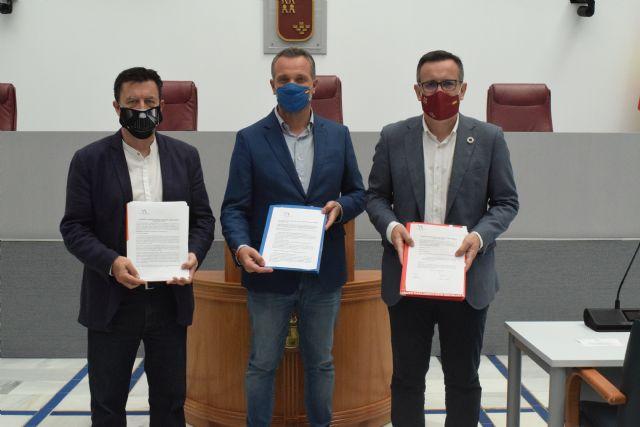 PP, PSOE y Ciudadanos registran las enmiendas a la Ley del Mar Menor - 2, Foto 2