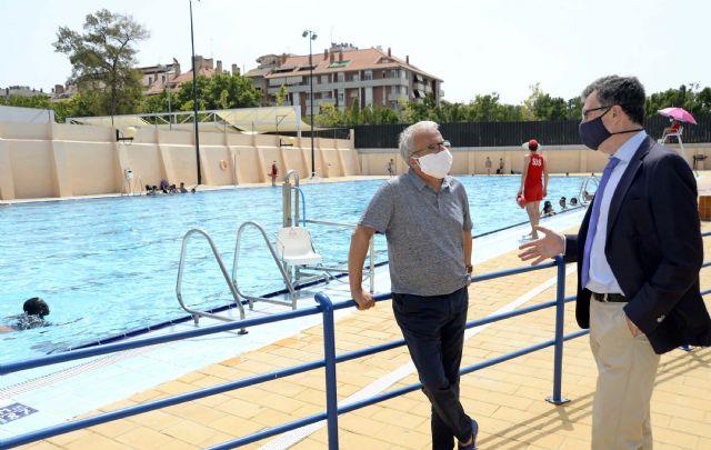 Arranca la temporada de verano en 11 piscinas municipales de Murcia y sus pedanías - 1, Foto 1