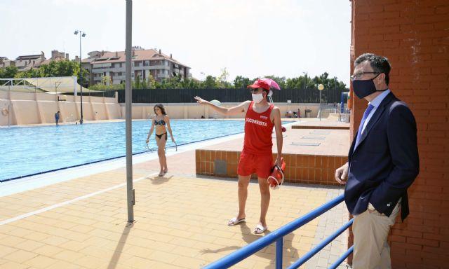 Arranca la temporada de verano en 11 piscinas municipales de Murcia y sus pedanías - 2, Foto 2