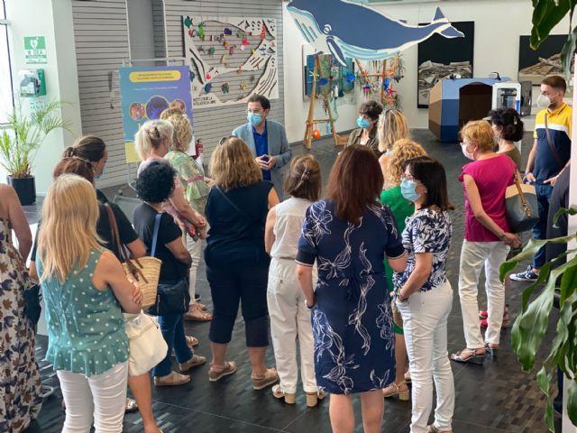 Exposición La Pecera, en el Ayuntamiento de Torre Pacheco - 4, Foto 4