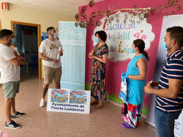 Puerto Lumbreras contará con dos escuelas de verano para los más pequeños con todas las medidas de seguridad ante el COVID-19 - 2, Foto 2