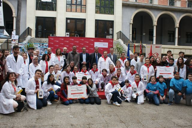 El proyecto MasterChem de la UMU resulta el mejor valorado de toda España por el Ministerio de Ciencia e Innovación para fomentar la educación y las vocaciones - 1, Foto 1